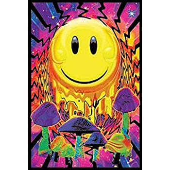 Amazon Com Have A Nice Dab Blacklight Poster 23 X 35in