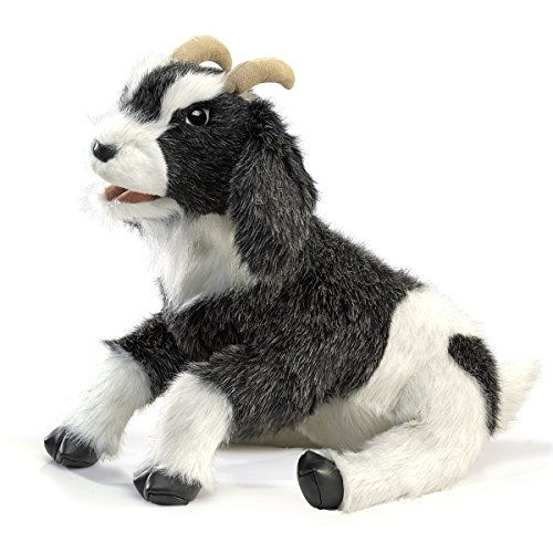 Folkmanis Goat Hand Puppet