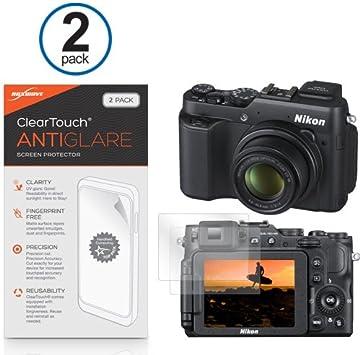 Nikon Coolpix P7800 Protector de pantalla, BoxWave® [ClearTouch ...