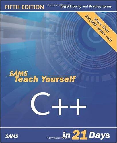 Amazon Com Sams Teach Yourself C In 21 Days 5th Edition