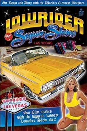 Amazoncom Lowrider Best Of Las Vegas Super Show Artist Not - Lowrider car show las vegas