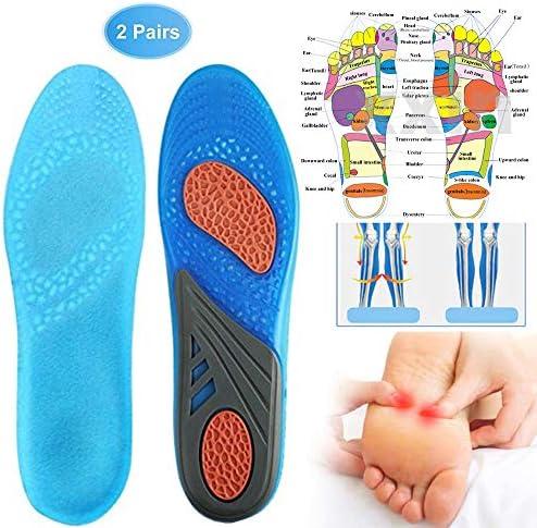 LONG-X 2 Stücke Männer Frauen Orthopädische Einlegesohle O/X Bein Korrektur Fuß Schmerzen Relief innen Sohle für Schuhe,S