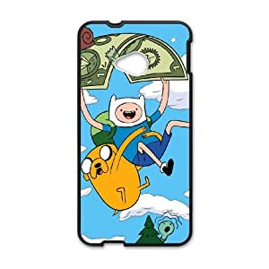 Finn The Human HTC One M7 Cell Phone Case Black S4751149