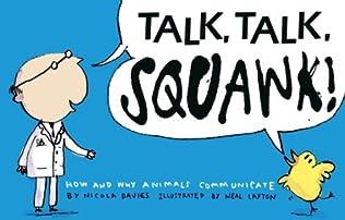 book cover of Talk, Talk, Squawk!