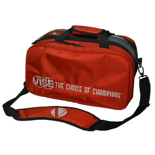 Vise Grip 2 Ball Tote Plus Bowling Bag () by Vise