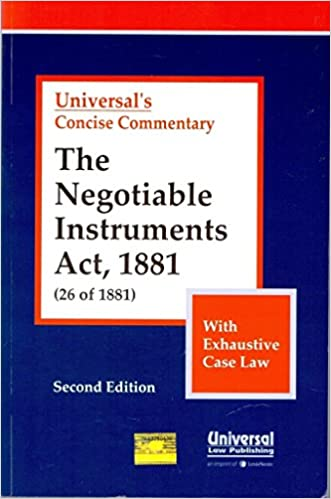 Act act 1881 bare instrument pdf negotiable