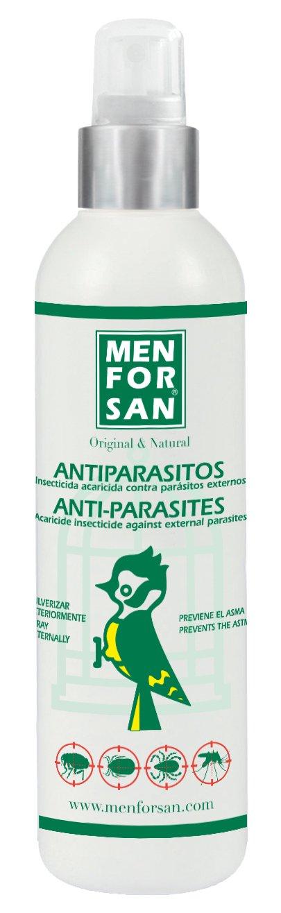 Menforsan Antiparasite pour Oiseau 250 ml C-85402