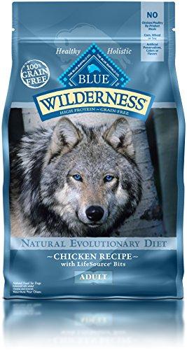 Wilderness Adult Grain Free Chicken 4 5 lb