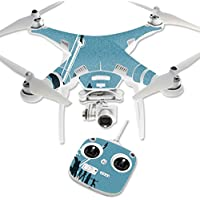 Skin For DJI Phantom 3 Standard – Super Squad | MightySkins Protective, Durable, and Unique Vinyl Decal wrap cover | Easy To Apply, Remove, and Change Styles | Made in the USA