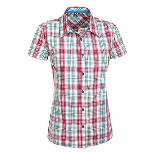 camiseta 0 Camisa 2 Short Lesgets Sn W pag Salewa tar Bluse m Sleeve Mujer Para Multicolor Dry Shirt w8qEF8Hxzn