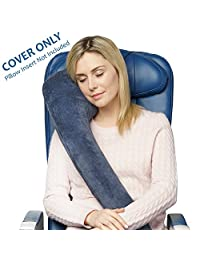 Travelrest COVER - Luxurious Plush Velour with Memory Foam Inserts (Cover Only)