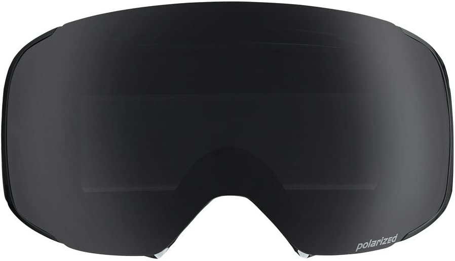 Goggle +Bonus Lens Anon Herren Schneebrille M2 Polarized Black