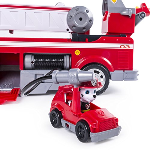 PAW Patrol - Ultimate Rescue Fire Truck with Extendable 2 ft. Tall Ladder, for Ages 3 and Up by Paw Patrol (Image #6)