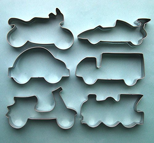 motorcycle cookie cutter - 4