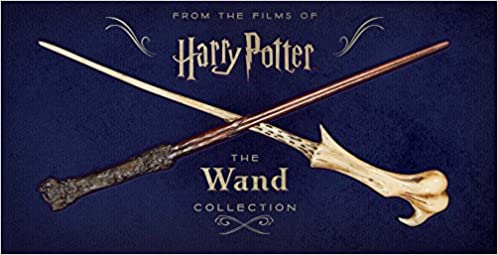 Harry Potter wand collection