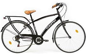 Moma Bikes City Bike - Bicicleta Paseo, Unisex, Adulto, Aluminio ...