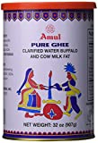 Amul Pure Ghee Clarified Butter, 1L (905g)