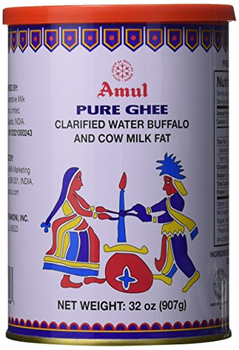Amul Pure Ghee Clarified Butter product image