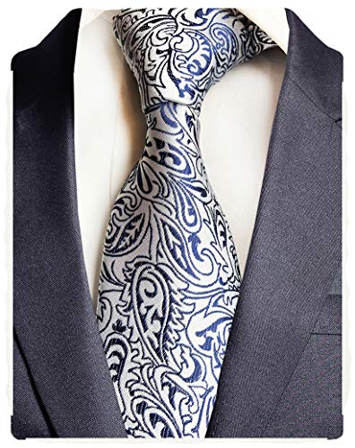 GUSLESON New Design Floral Tie For Wedding(0694-11)