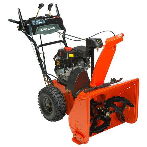 snow blower ariens compact 24 - 9