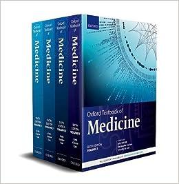 Oxford Textbook of Medicine, 4 Volumes, 6th Edition - Original PDF
