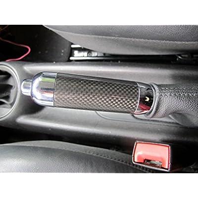 ATEX Carbon Fiber Handbrake Emergency Brake Cover for Mini Cooper R55/R56: Automotive