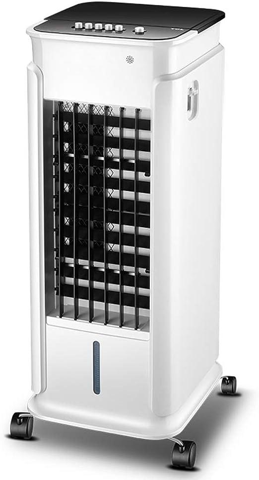Axdwfd Ventilador de niebla industrial Aire acondicionado móvil ...