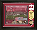 Tampa Bay Buccaneers Single Coin Stadium Photo Mint