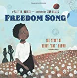 Freedom Song, Sally M. Walker, 006058310X