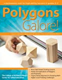 Polygons Galore!, Jill Adelson and Marguerite M. Mason, 1618210211