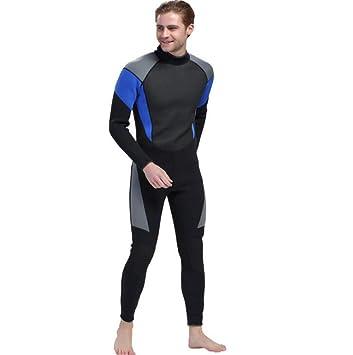 0bd3c79839dc7 STEAM PANDA Trajes de Neopreno para Hombre Traje de Neopreno de natación de  3 mm Traje