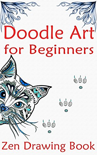 Doodle Art For Beginners Zen Drawing Book Kindle Edition By