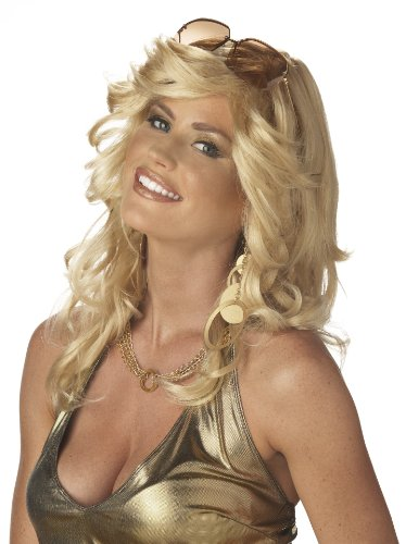 Charlies Angels Halloween Costume (California Costumes Discorama Mama)