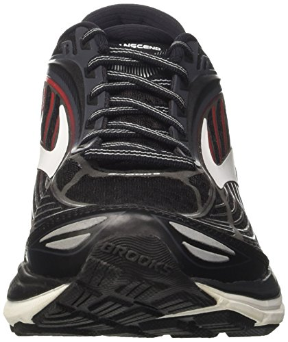 Transcend Brooks para Black Zapatos Toreador Correr Anthracite para Hombre 4 Multicolor 6dqHwqP7