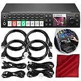 Blackmagic Design ATEM Television Studio HD Switcher with Accessory Bundle