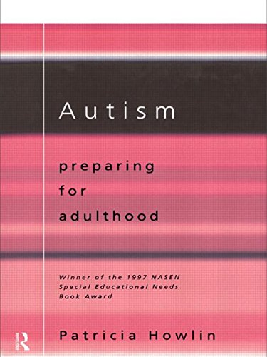 Autism: Preparing for Adulthood