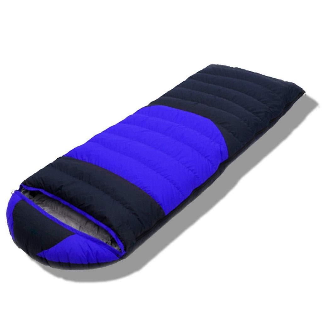 E 1.2kg DGB Adulte Sac De Couchage Enveloppe Extérieure Imperméable Et Coupe-Vent pour Camping Extérieur