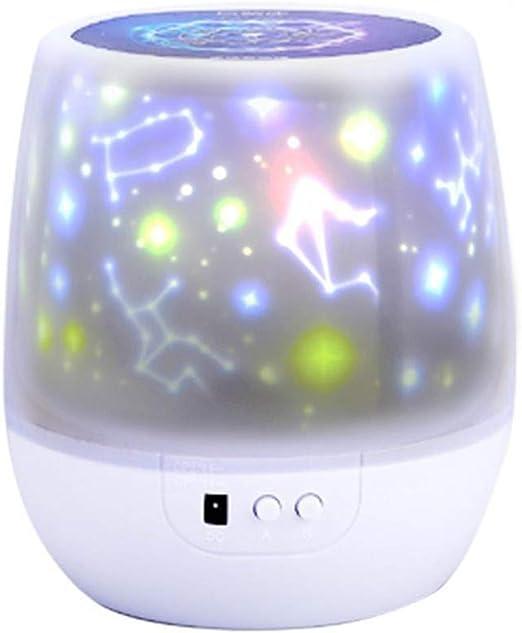TuHao Luces nocturnas para niños, luz de Noche Multifuncional ...