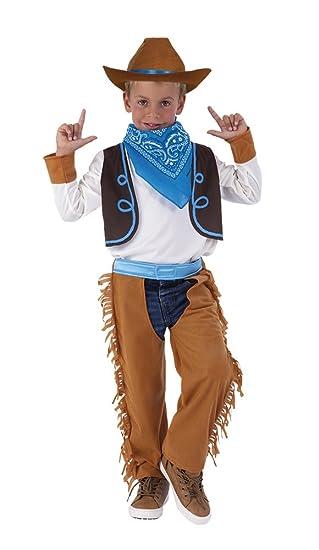 Rubies Disfraz Vaquero M (5-7 años) Rubie s Spain S8466-M  Amazon.es ... ddd425afd34