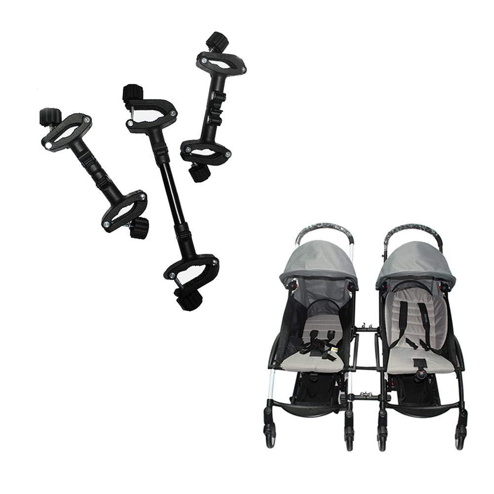 Bobody Baby Stroller Connectors for YOYO Strollers, Babyzen YOYO/YOYO Stroller Turns Two Single Strollers into a Double Stroller Suitable All Model by Bobody