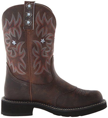 Ariat Femmes Fatbaby Probaby Chaussures Western Marron wq1vAw7Br