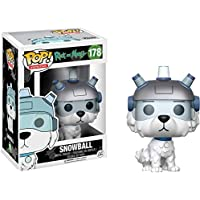 Funko POP Animation Rick and Morty Snowball Action Figure