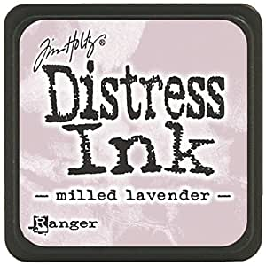 Ranger Tim Holtz Distress Ink Pads, Mini, Milled Lavender