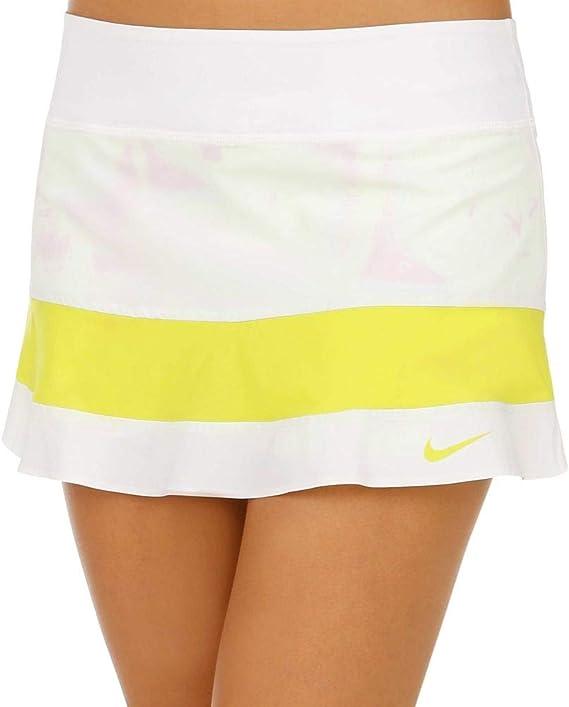 Nike Rock Maria Premier - Falda de Tenis para Mujer, Color Blanco ...