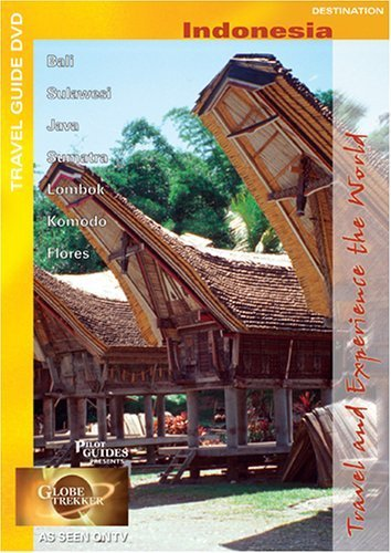 Globe Trekker - Indonesia (Double DVD) by Pilot - Indonesia Online Store