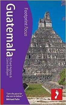 Book Guatemala (Footprint Focus)