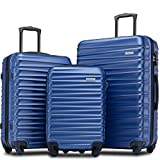 Best Lightweight Luggages - Merax Afuture Luggage Set Hardside Lightweight Spinner Suitcase Review