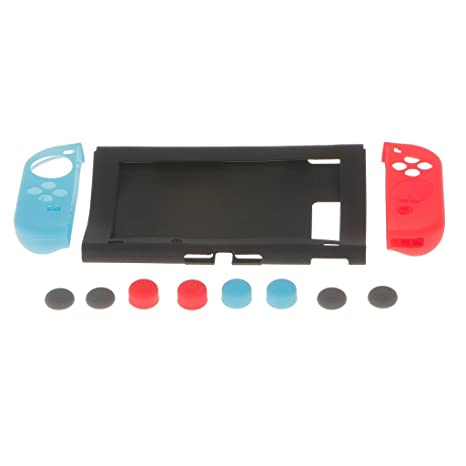 Segolike Silicone Rubber Skin Case Gel Cover Grips Caps For
