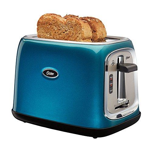 toaster 2 slice blue - 1