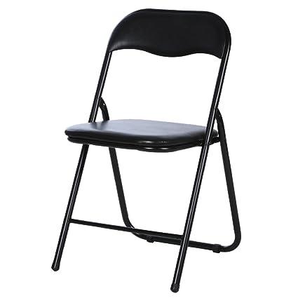 Folding chair Silla plegable para el hogar/Silla económica ...